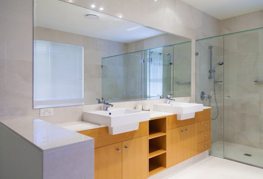 espelho para banheiro