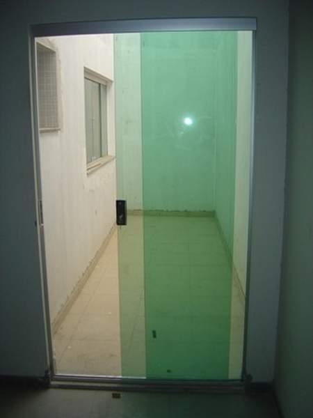 porta de vidro preço