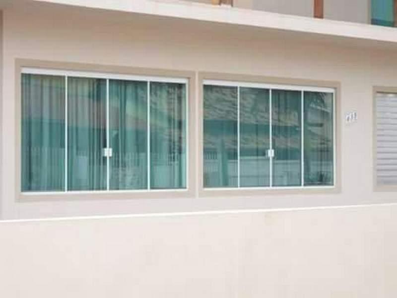 portas e janelas de vidro preço