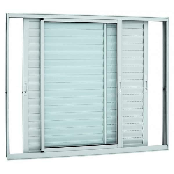 preço de janelas de aluminio com vidro