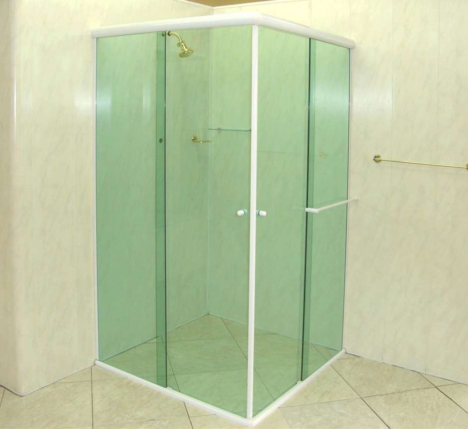 vidro de box